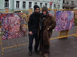 Dima with Friend