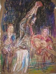 Flamenco Suicidal Dance